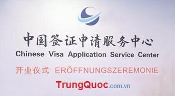 xin visa Trung Quoc