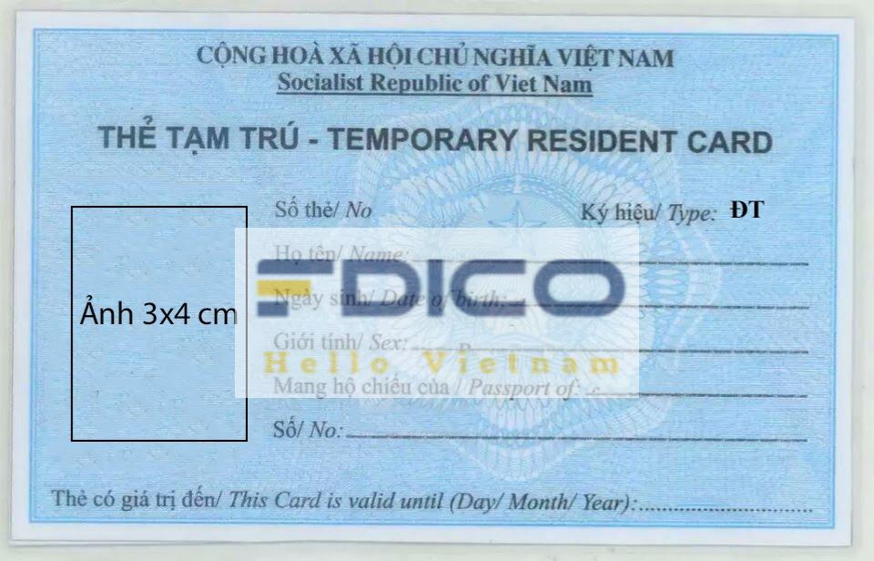 Thu tuc lam the tam tru tham than cho nguoi nuoc ngoai tai Viet Nam