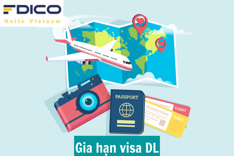 Dich vu chuyen doi visa du lich (DL) sang visa doanh nghiep (DN)