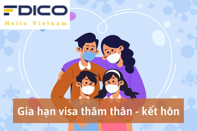 Thu tuc cap moi, gia han visa tham than (Visa TT) cho nguoi nuoc ngoai